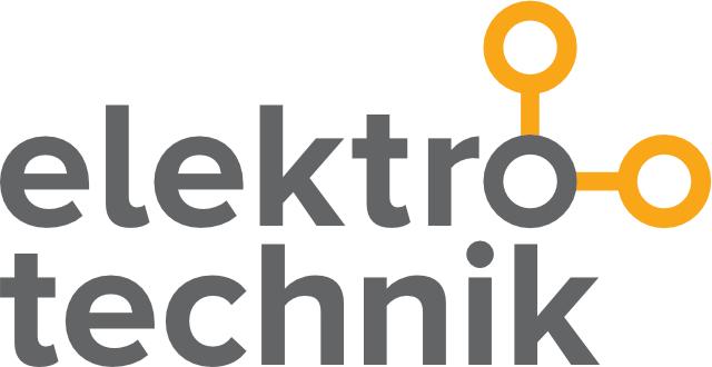Logo elektrotechnik